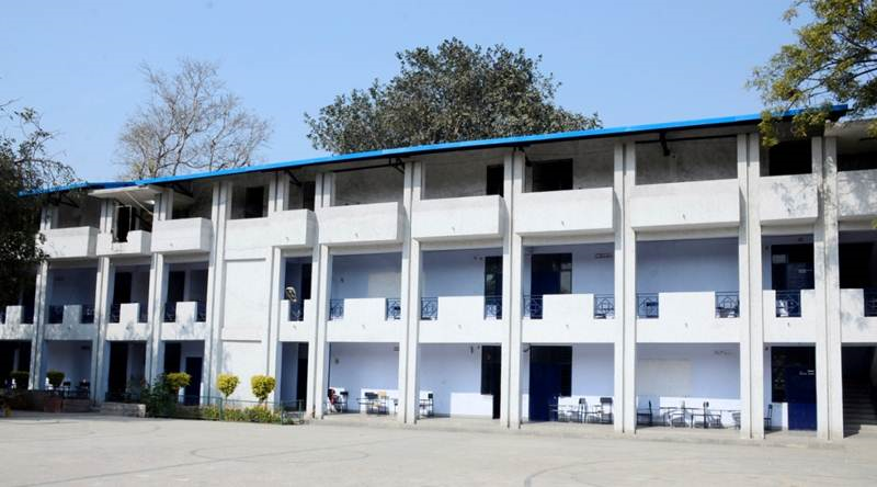 MIDDLE SCHOOL BLOCK